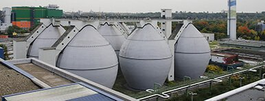 Flottweg Decanters for Sewage Treatment Plants