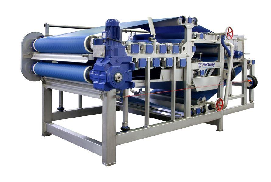 Rice Milk Production with Flottweg Decanters